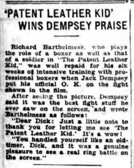 Source: The Queens Borough Daily Star, August 25, 1927, page 6.