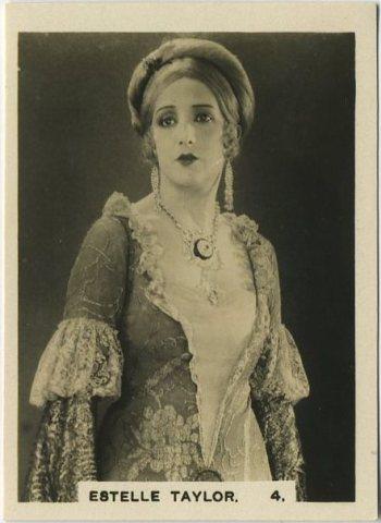 Estelle Taylor 1932 Hill