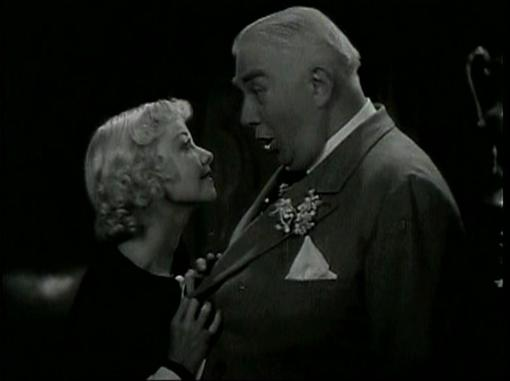 Alice White and Albert Gran