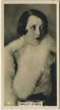 Sally O'Neil 1925 BAT