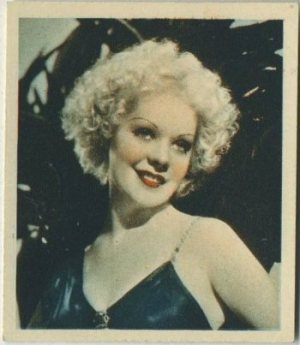 Alice Faye 1934 Godfrey Phillips Shots from the Films