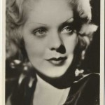 Alice Faye Picturegoer Postcard