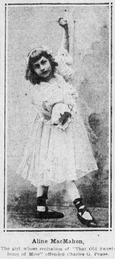 Aline MacMahon 1911 photo