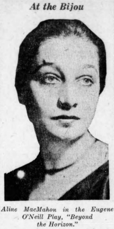 Aline MacMahon 1926