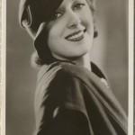 Ann Dvorak Picturegoer Postcard