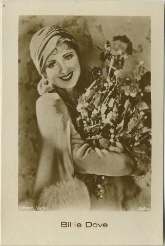 Billie Dove 1930s Jasmatzi
