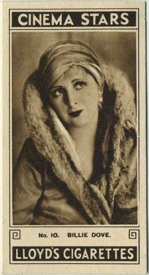 Billie Dove 1932 Lloyds