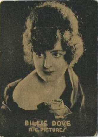 Billie Dove 1920s Susini and Bock