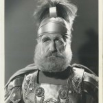 C Aubrey Smith in Cleopatra