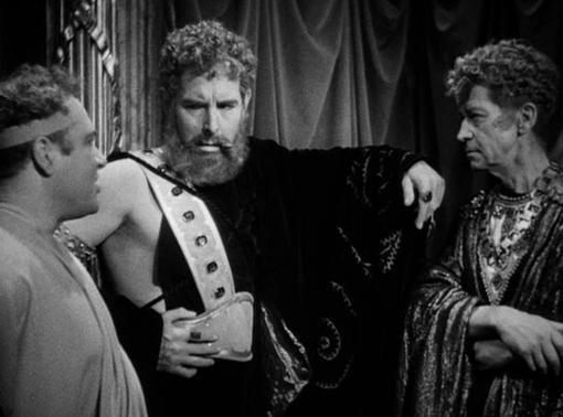 Arthur Hohl in Cleopatra