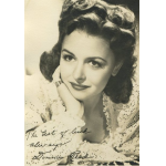 Donna Reed Fan Photo