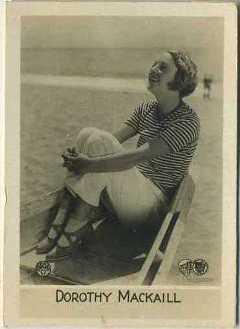 Dorothy Mackaill 1931 Orami