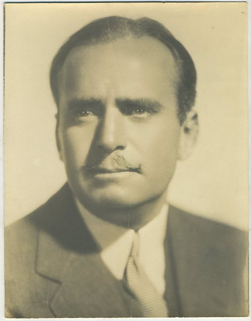 Douglas Fairbanks Fan Photo