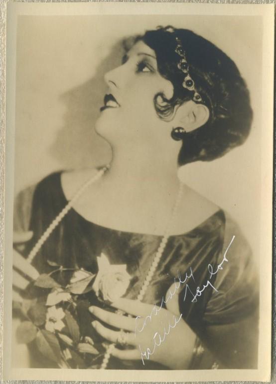 Estelle Taylor 1920s Fan Photo