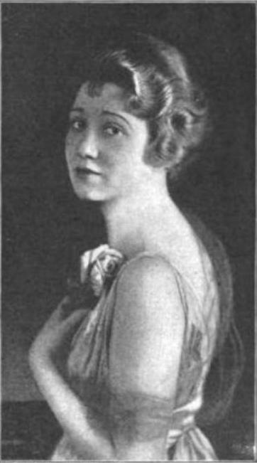 Fay Bainter 1918
