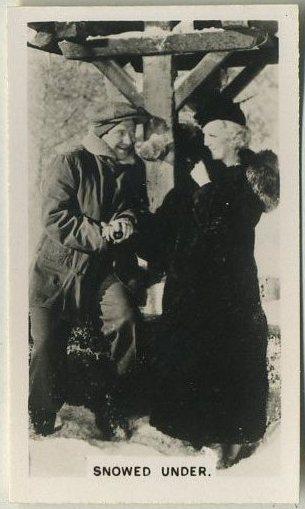 Frank McHugh and Glenda Farrell 1936 Peter Jackson