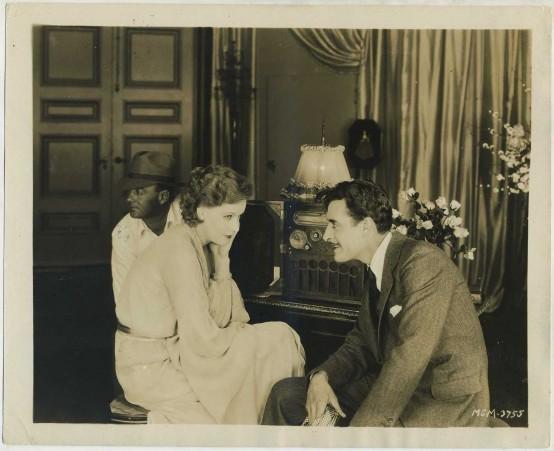Greta Garbo and John Gilbert 1926 Promotional Photo