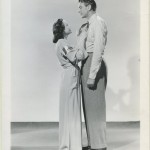 Gary Cooper and Teresa Wright Still Photo