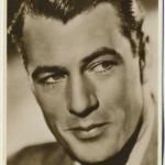 Gary Cooper Picturegoer Postcard