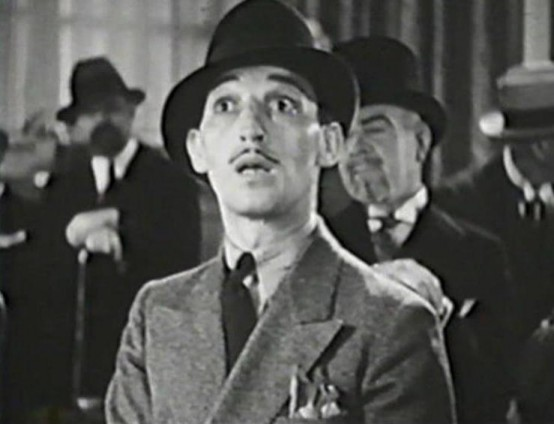 George E. Stone in Secret of the Chateau