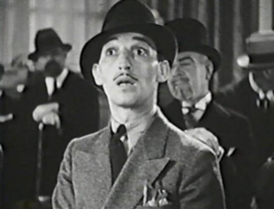 George E. Stone in Secret of the Chateau