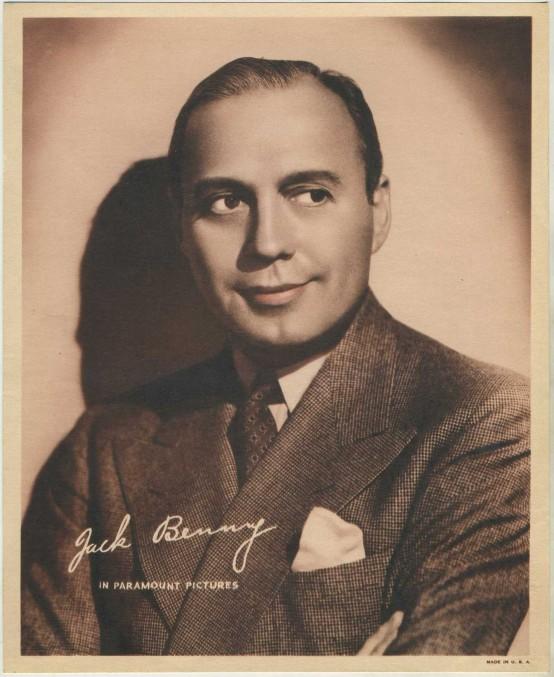 Jack Benny 1930s premium photo