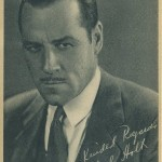 Born on May 31 in 1888, Jack Holt