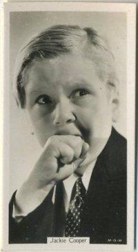 Jackie Cooper 1937 John Sinclair