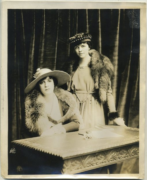 Jane Murfin and Jane Cowl