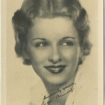 Joan Bennett 5x7 Fan Photo