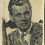 Joseph Cotten 5x7 Fan Photo