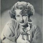 Lola Lane 1930s paper premium photo