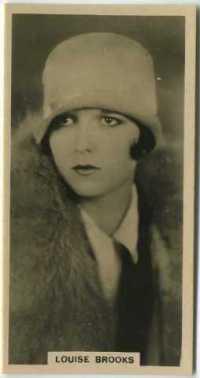 Louise Brooks 1929 Carreras Paramount Stars