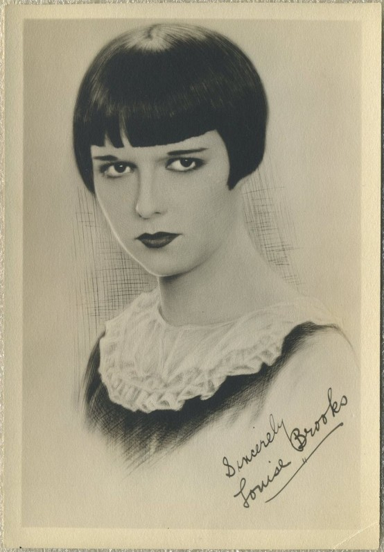 Louise Brooks 1920s Fan Photo