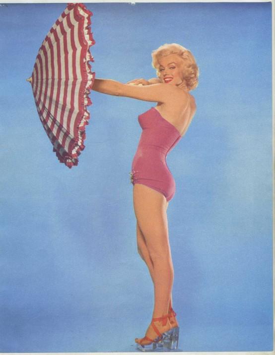 Marilyn Monroe 1955 Skye Publications Premium Photo