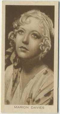 Marion Davies 1931 BAT Cinema Artistes