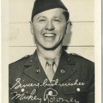 Mickey Rooney 1940s Fan Photo