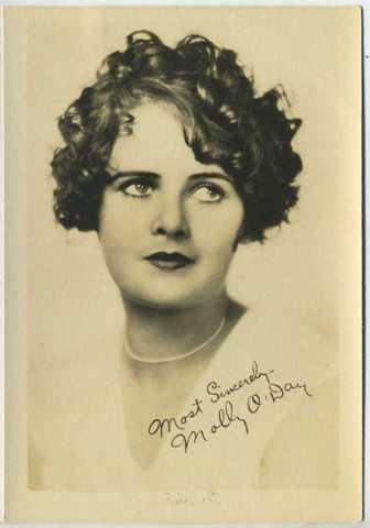 Molly O'Day 1920s Fan Photo