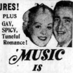 Flash Review: Music Is Magic (1935) Starring Alice Faye, Bebe Daniels