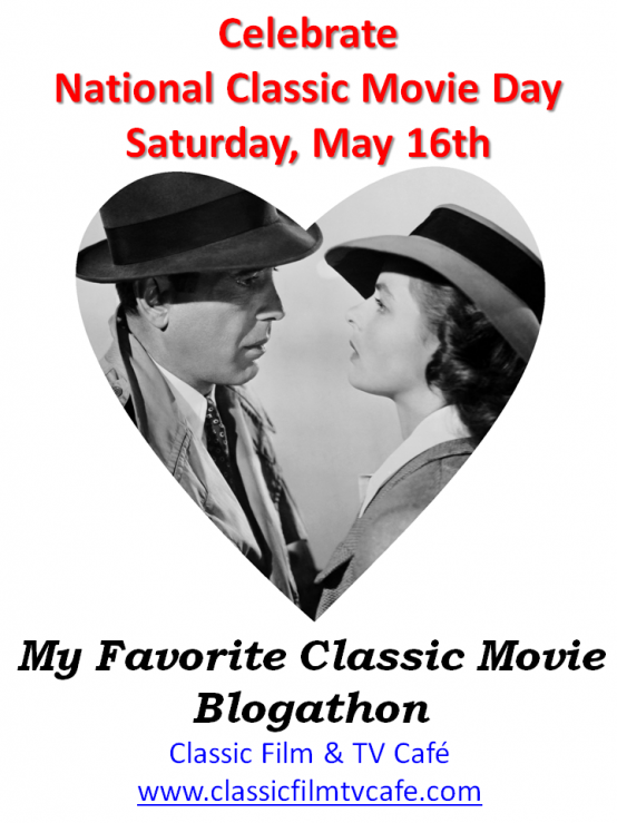National Classic Movie Day Blogathon Banner