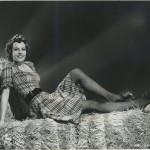 Betty Field in Of Mice and Men press photo
