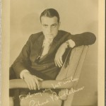 Richard Barthelmess 5x7 Fan Photo