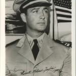 Robert Taylor 1940s EKC postcard