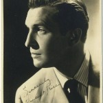 Vincent Price 1940s Fan Photo