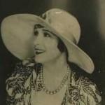 Florence Vidor 1929 Carreras Paramount Tobacco Card