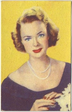 June Lockhart 1951 Artisti del Cinema