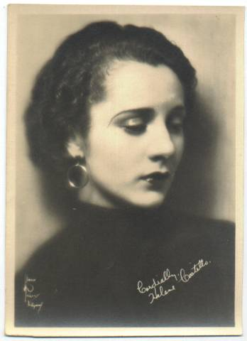 Helene Costello 1920s Fan Photo