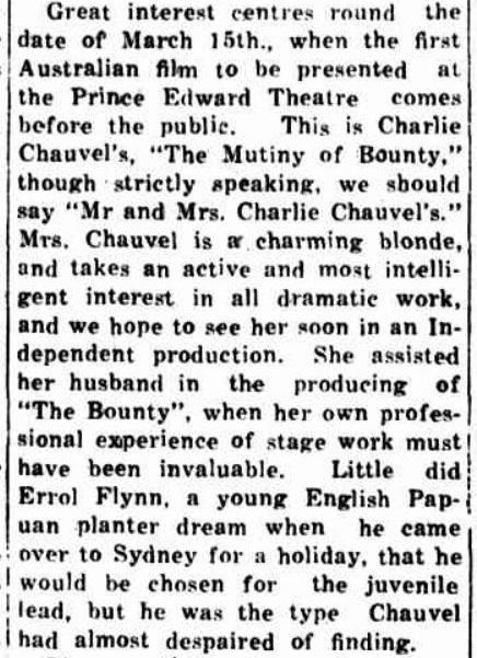Wellington Times (NSW : 1899 - 1954), Thursday 9 March 1933, page 1.