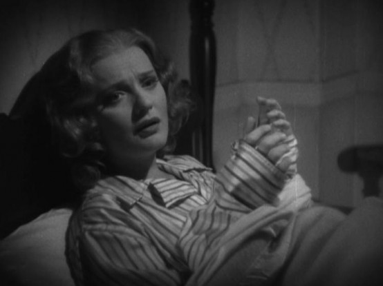Anna Sten in The Wedding Night