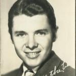 Audie Murphy 1950 Universal Postcard